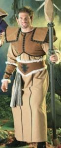 barbarian priest mens roleplaying fantasy costume