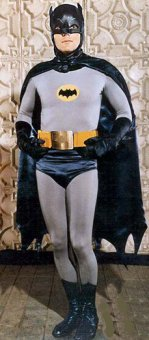 TV Batman costume Adam West