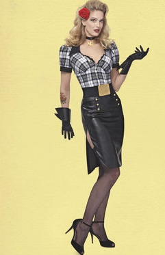 black canary historical