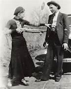 bonnie & clyde historical roleplaying couples costume