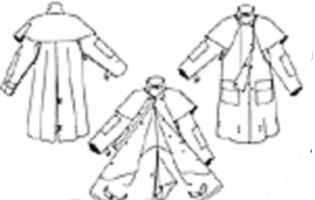 australian drovers coat roleplaying fantasy costume clothing
