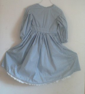 Girls American Civil War Era Dress Costume At Rich Costume Emporium