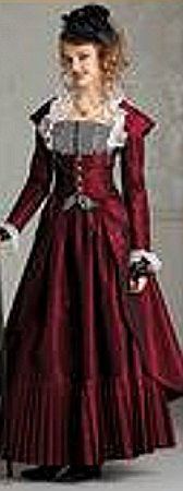 jemima trevalyn adventuress steampunk dieselpunk historical roleplaying costume