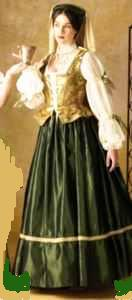 misses lady montague historical roleplaying costume clothing