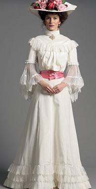 nellie bly hitorical reproduction roleplaying costume