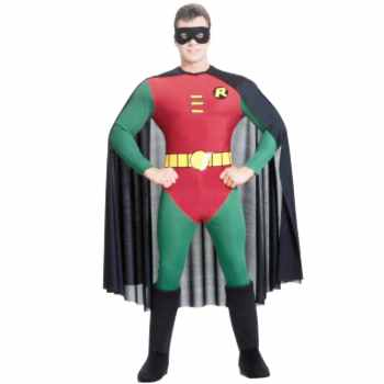 robin adult children kid batman roleplaying cosplay fantasy halloween costume