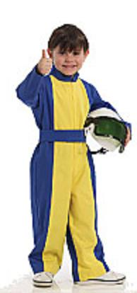 speed racer child roleplaying costume