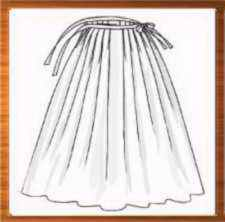 misses underskirt 1700 historical roelplaying fantasy costume